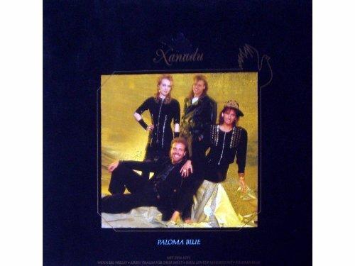 Bild 1: Xanadu, Paloma blue (1990)
