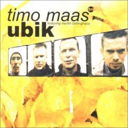Bild 1: Timo Maas, Ubik (4 versions, 2000, feat. Martin Bettinghaus)