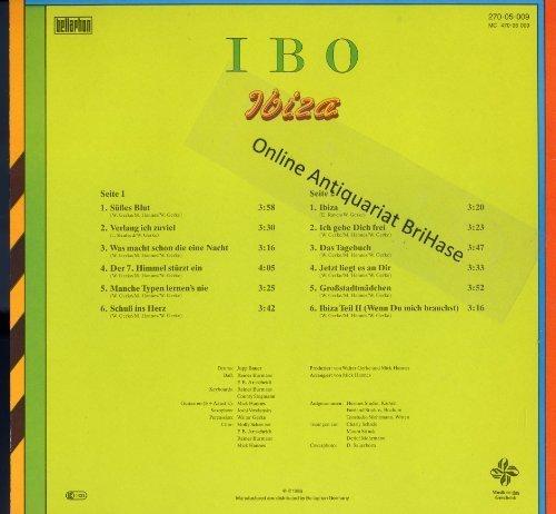 Bild 2: Ibo, Ibiza (1986)