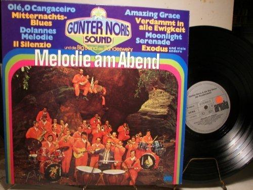 Bild 1: Günter Noris, Melodie am Abend
