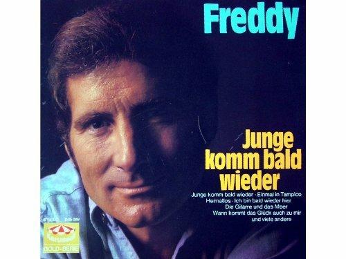 Bild 1: Freddy Quinn, Junge komm bald wieder (#2415066)