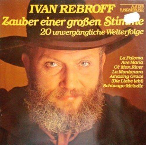 Bild 2: Ivan Rebroff, Zauber einer großen Stimme-20 unvergängliche Welterfolge (1980)
