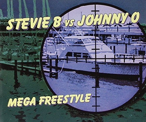 Bild 1: Stevie B., Mega freestyle (#zyx9029, vs Johnny O)