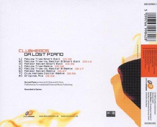Bild 2: Club Heroes, Da lost piano (2000)