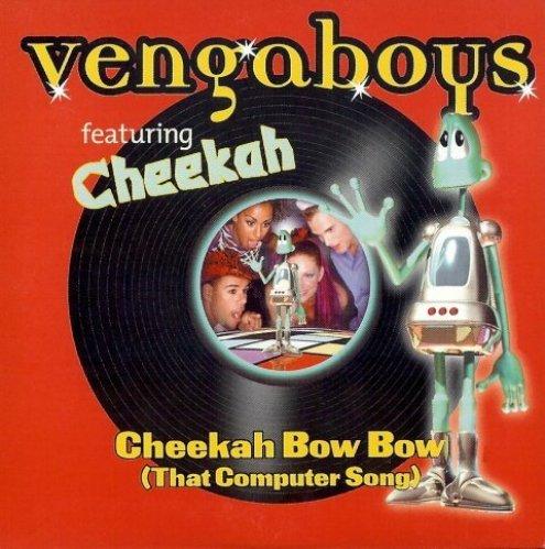 Bild 1: Vengaboys, Cheekah bow bow (2000; 2 versions, cardsleeve)