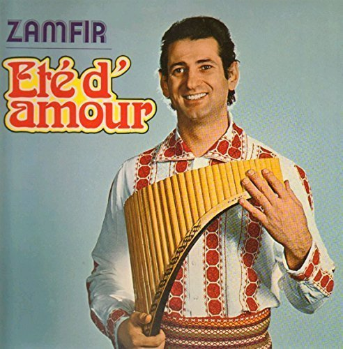 Bild 2: Gheorghe Zamfir, Été d'amour (1976)