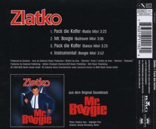 Bild 2: Zlatko, Pack die Koffer (2000)