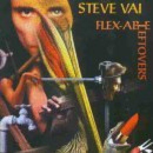 Bild 1: Steve Vai, Flex-able leftovers (1984; 13 tracks)