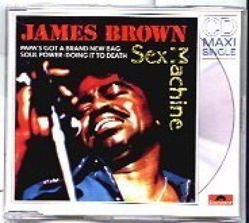 sex machine james brown