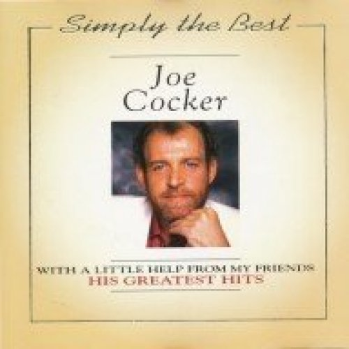 Bild 1: Joe Cocker, With a little help from my friends-His greatest hits (1994, simply the best-series)