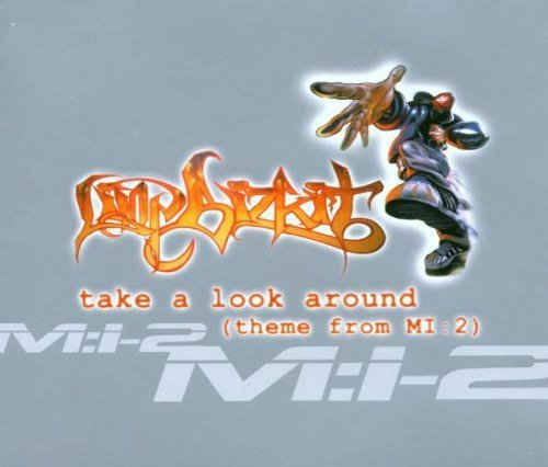 Bild 1: Limp Bizkit, Take a look around (2000, incl. video of 'Break stuff')