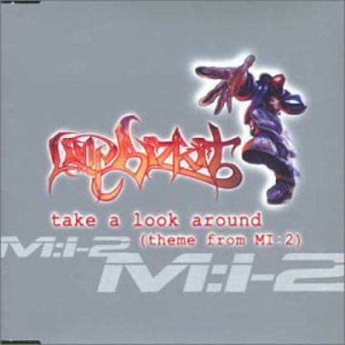 Bild 3: Limp Bizkit, Take a look around (2000, incl. video of 'Break stuff')