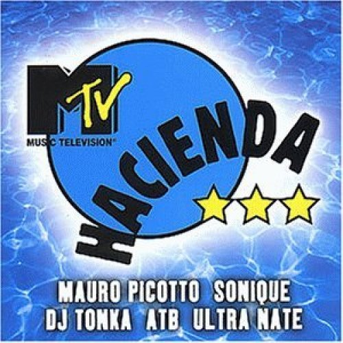 Bild 1: MTV Hacienda (2000), Sonique, Ultra Naté, Artful Dodger, Underdog Project, Moloko..