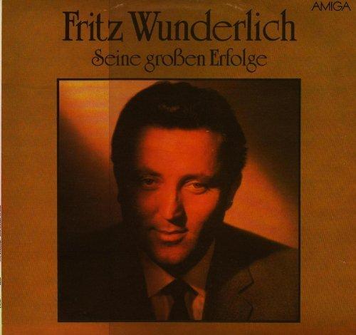 Bild 1: Fritz Wunderlich, Seine großen Erfolge (AMIGA)