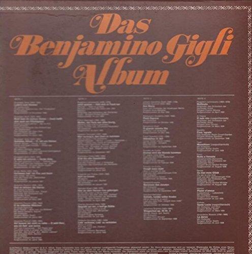 Bild 1: Beniamino Gigli, Belcanto italiano