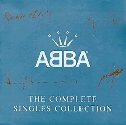 Bild 1: Abba, Complete singles collection (33 tracks, 1999)