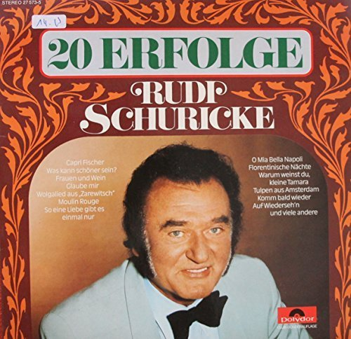 Bild 1: Rudi Schuricke, 20 Erfolge (Club)