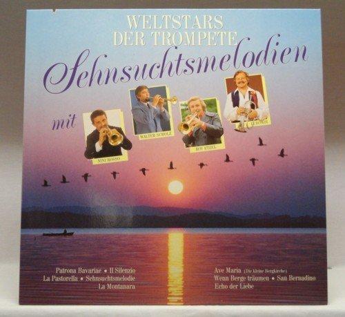 Bild 1: Sehnsuchtsmelodien-Weltstars der Trompete (1989), Nini Rosso, Lubomir, Victor Behrens, Felice, Manfred Nieczgoda..