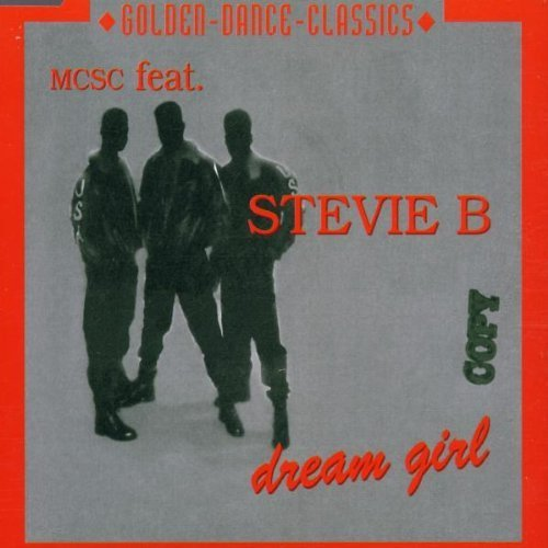 Image 1: Stevie B., Dream girl (golden dance classics, feat. by MCSC)