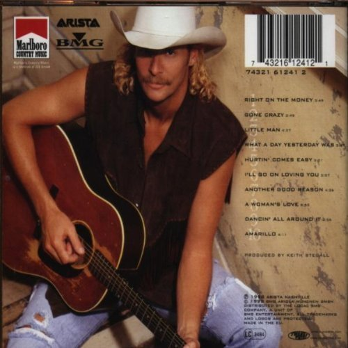 Bild 3: Alan Jackson, High mileage (1998)