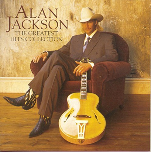 Bild 1: Alan Jackson, Greatest hits collection (20 tracks, 1995)