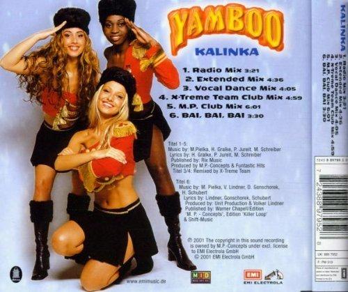 Bild 2: Yamboo, Kalinka (2001)