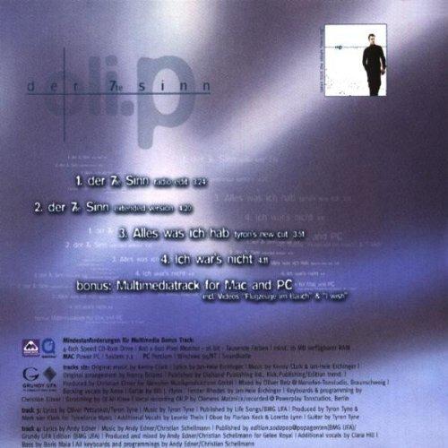 Bild 2: Oli. P, Der 7te Sinn (1999)
