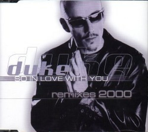 Bild 1: Duke, So in love with you (Remixes 2000)