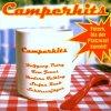 Camperhits-Feiern, bis der Platzwart kommt (2000, Warner), Wolfgang Petry, Tom Jones, Smokie, Eiffel 65, Nena, Stefan Raab..