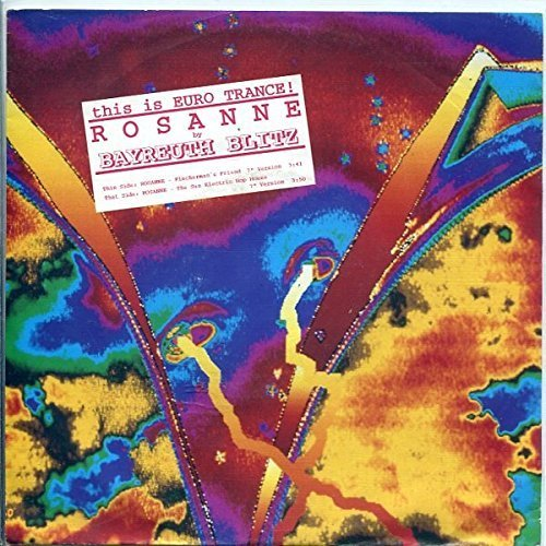 Bild 1: Bayreuth Blitz, Rosanne (1990)