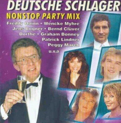 Bild 1: Deutsche Schlager nonstop Party Mix (1996, #zyx10044), Oliver Frank, Wencke Myhre, Niko, Bernhard Brink, Jens Bogner..