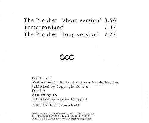Bild 2: T 8, Prophet