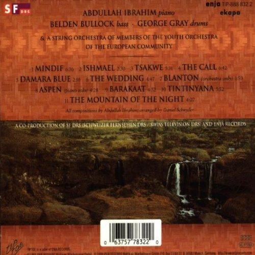 Bild 2: Abdullah Ibrahim, African suite (1998)