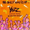 Yazz, Only way is up-The Bam Bam Remixes (1988, clear vinyl)