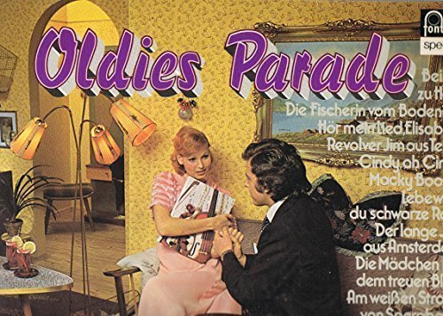 Bild 1: Oldie Parade (#6424013), Lucas Trio, Orig, Klima Hawaiians, Starlets-Chor, Heinz Woezel..