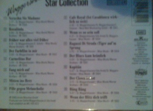 Bild 2: Stefan Waggershausen, Star collection-Mitten ins Herz (16 tracks, 1980-88, BMG/AE)