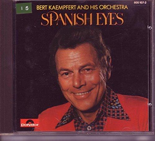 Bild 1: Bert Kaempfert (Orch.), Spanish eyes (16 tracks, 1965-76)