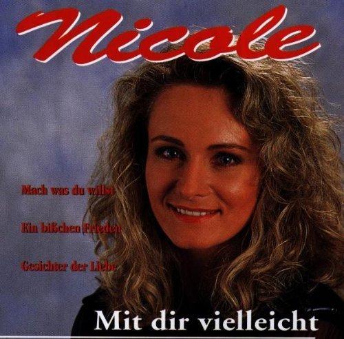 Bild 1: Nicole, Mit dir vielleicht (compilation, BMG/AE)