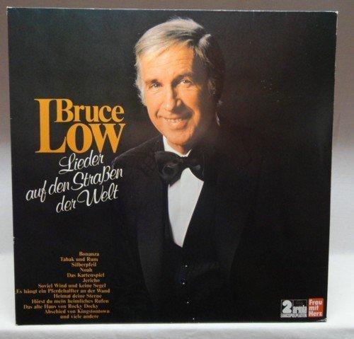 Bild 1: Bruce Low, Lieder auf den Straßen der Welt