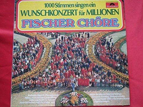 Bild 3: Fischer Chöre, 1000 Stimmen singen ein Wunschkonzert für Millionen