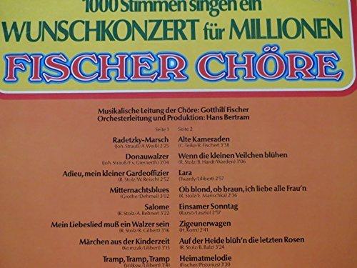 Bild 4: Fischer Chöre, 1000 Stimmen singen ein Wunschkonzert für Millionen