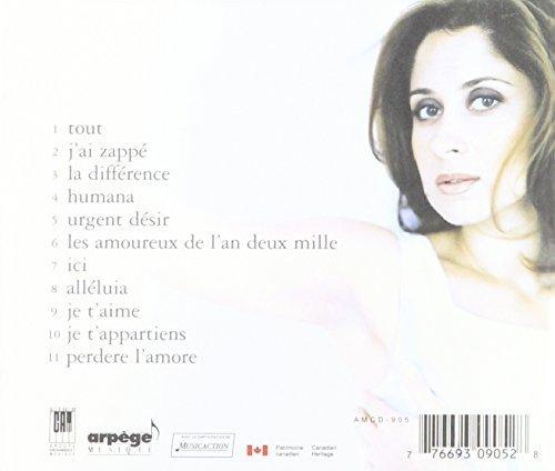 Bild 2: Lara Fabian, Pure (1997)