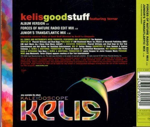 Bild 3: Kelis, Good stuff (2000)