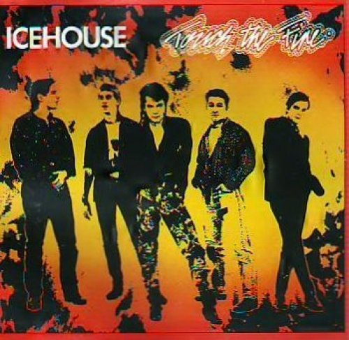 Bild 1: Icehouse, Touch the fire (1989)