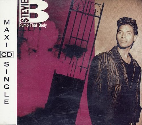 Bild 1: Stevie B., Pump that body (6 versions, 1992)