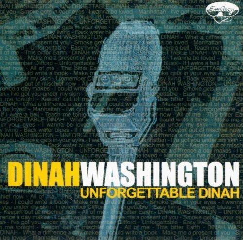 Bild 1: Dinah Washington, Compact jazz