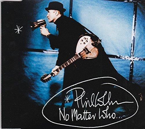 Bild 1: Phil Collins, No matter who (1996)