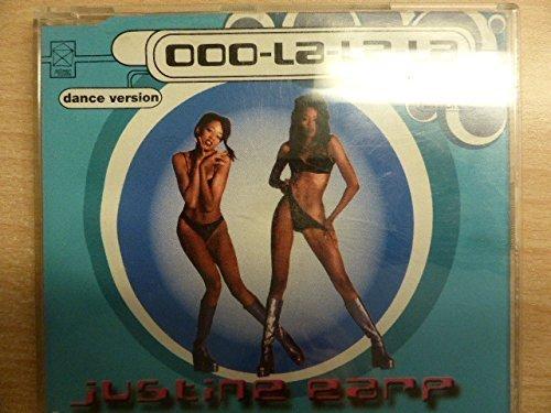 Bild 1: Justine Earp, Ooo-la-la-la-Remix Edition (1996)