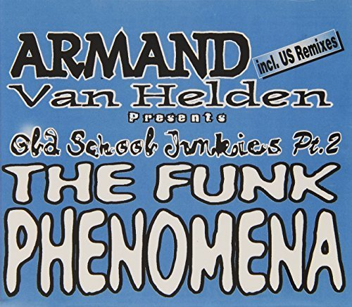 Bild 1: Armand van Helden, Funk phenomena (#zyx8523u, incl. US Remixes)
