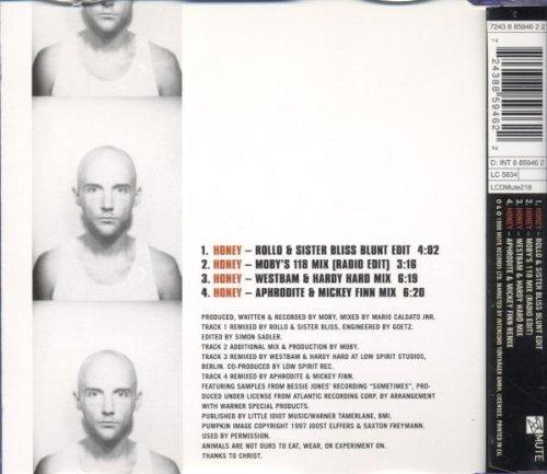 Bild 2: Moby, Honey (#8859462, Remixes)